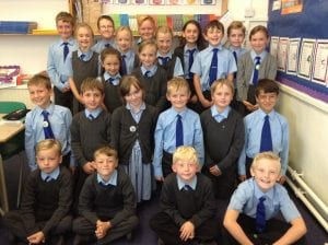 Class 4 photo